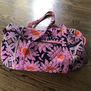 Like New Very Bradley Small Duffle